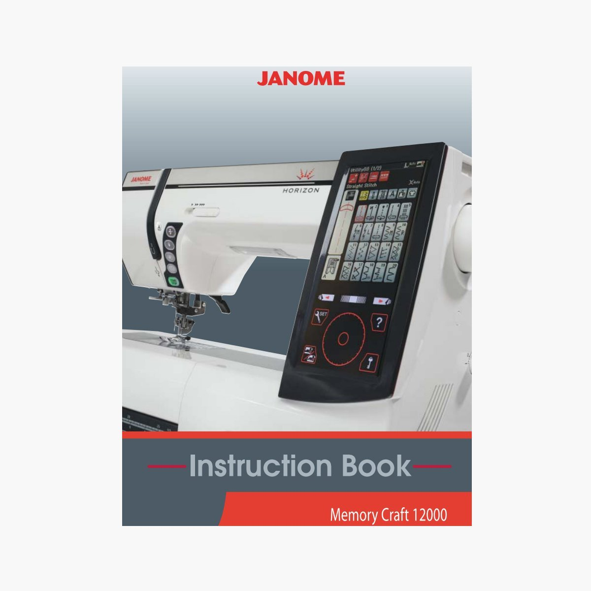 Janome memory craft 12000 - Janome 12000 Review Prev