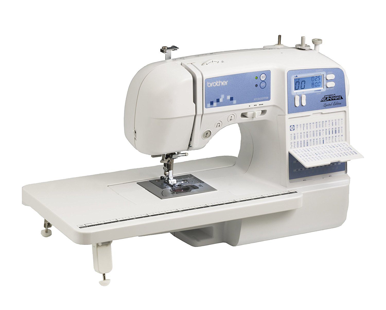 Refurbished brother project runway computerized sewing machine 100.