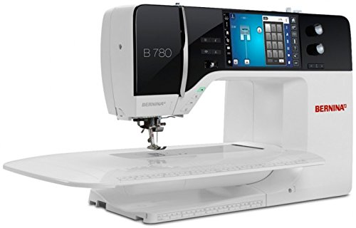 Bernina 780 Sewing and Embroidery Machine Review - Sewing Machine Reviews