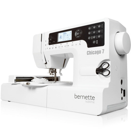 Bernina Bernette Chicago 40 Computerized Sewing And Embroidery Amazing Bernina Bernette Sewing Machine Prices