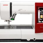 Janome Memory Craft 9900 Review