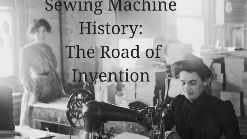 inventor of sewing machine